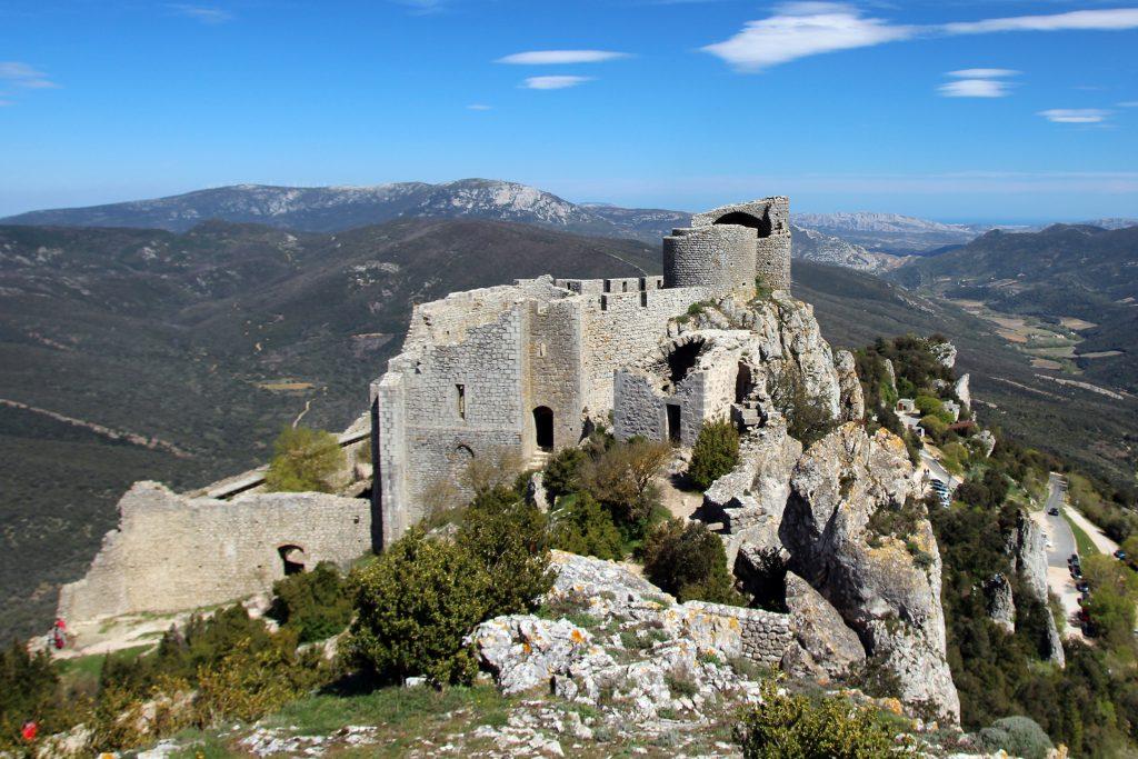 Photo du Château de Peyrepertuse - Duilhac-sous-Peyrepertuse 1