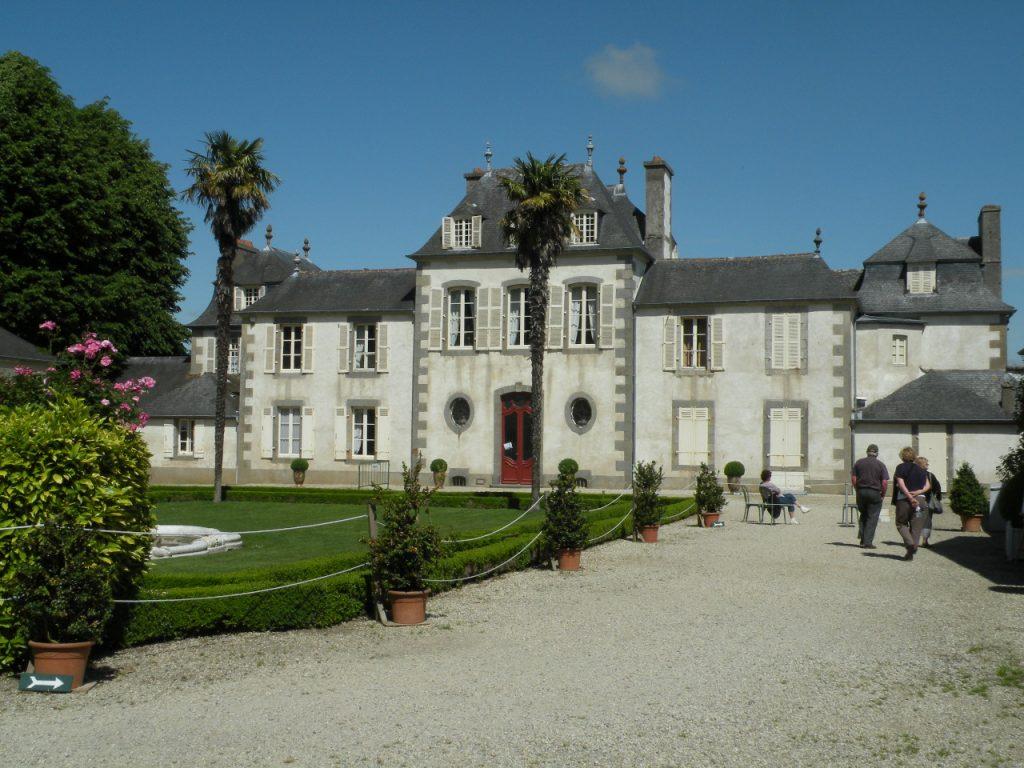 Photo du Château de Montmarin - Pleurtuit