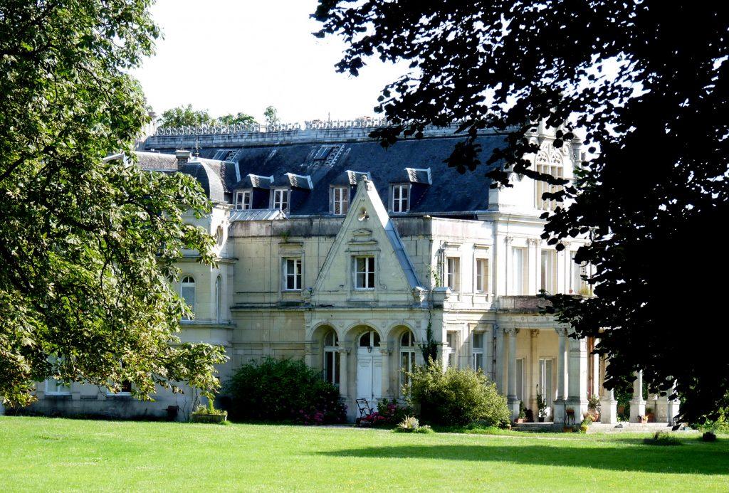 Photo du Château de la Madeleine (Eure) - Pressagny-l'Orgueilleux