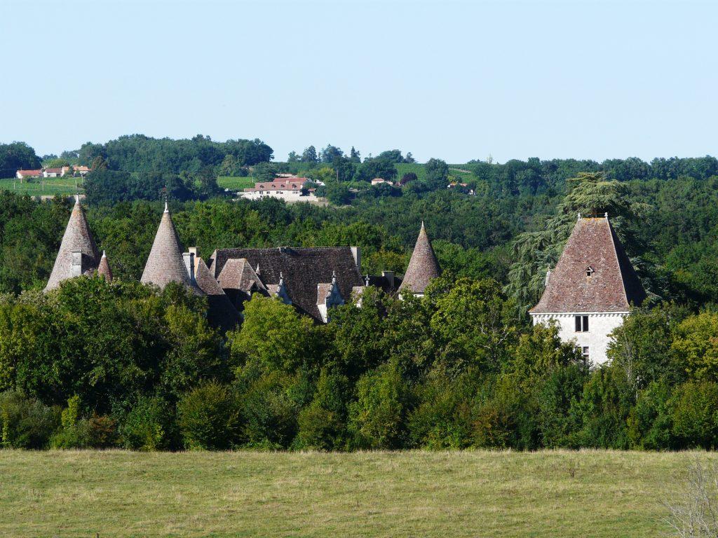 Photo du Château de Bridoire - Ribagnac 1