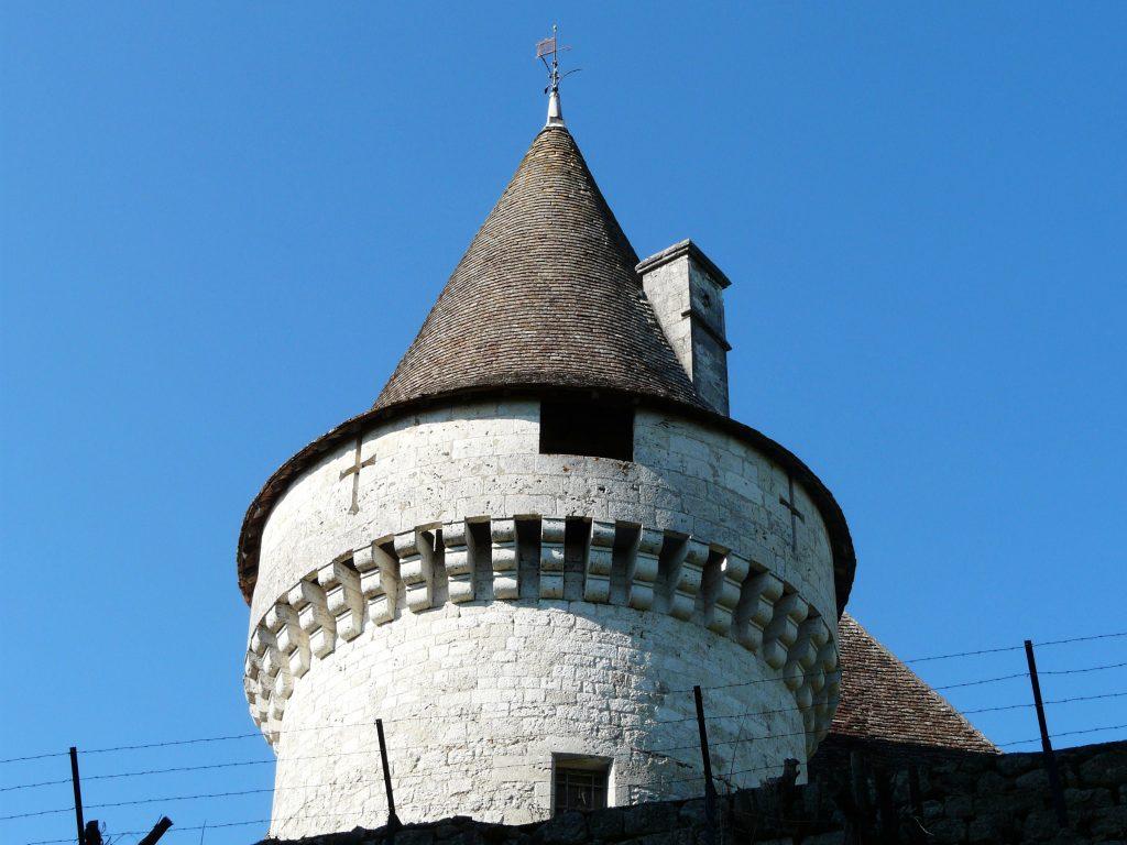 Photo du Château de Bridoire - Ribagnac 2