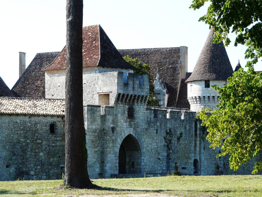 Photo du Château de Bridoire - Ribagnac 3