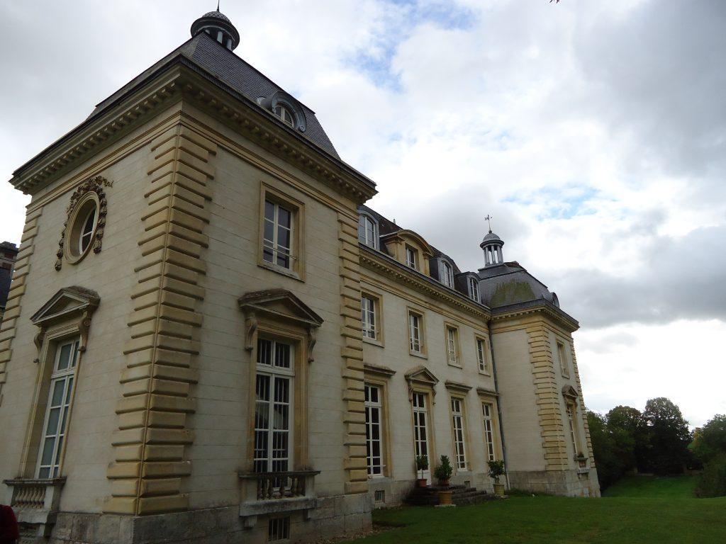 Photo du Château du Buisson de May - Saint-Aquilin-de-Pacy