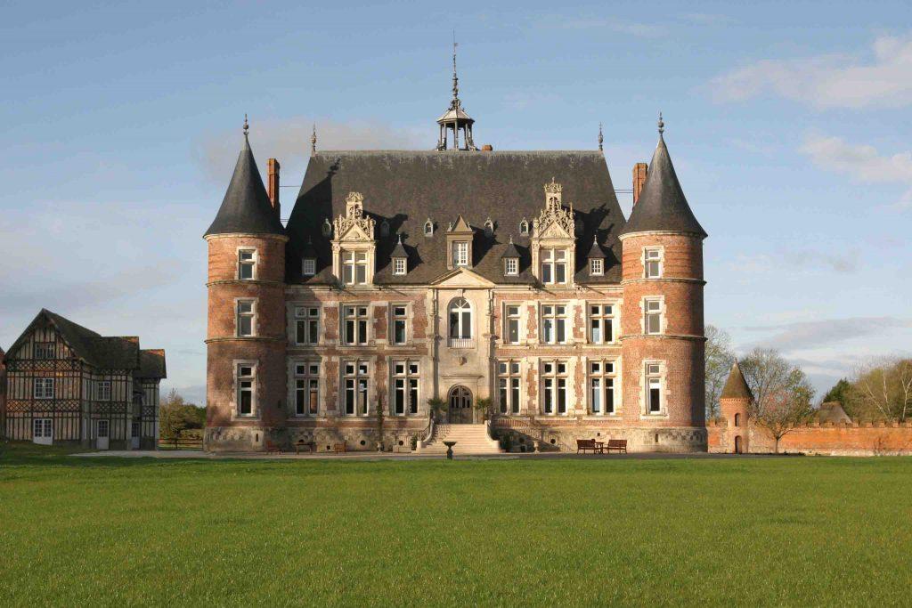 Photo du Château de Tilly - Boissey-le-Châtel