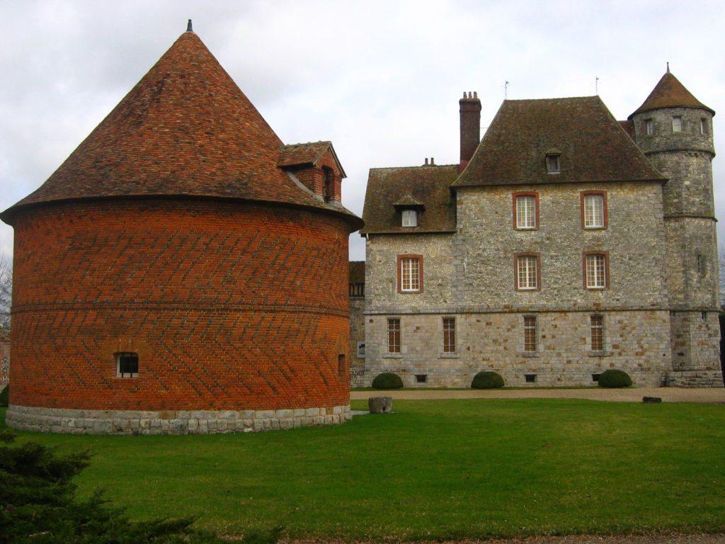 Photo du Château de Vascœuil - Vascœuil