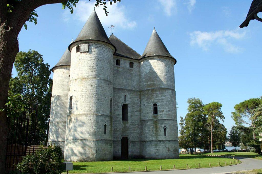 Photo du Château des Tourelles - Vernon