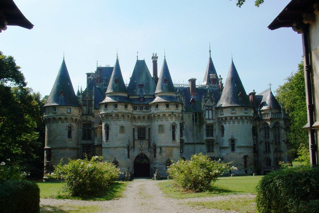 Photo du Château de Vigny - Vigny