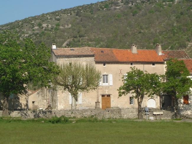 Photo du Château de Vissec - Vissec