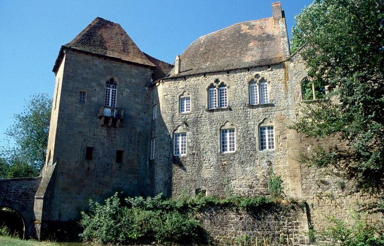 Photo du Château de la Condemine - Buxières-les-Mines