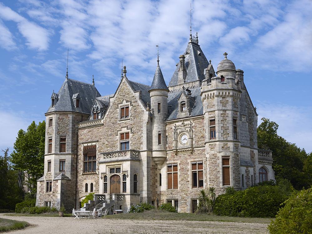 Photo du Château de Libouriac - Béziers